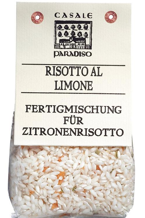 Risotto al limone CASALE PARADISO, ITALIEN  mit Zitrone