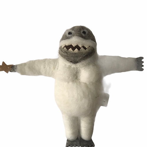 Cody Foster Abominable Snowman Anhänger