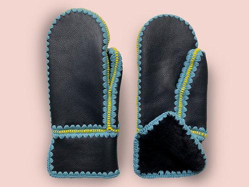 TIEF IM WALD  Handschuh für Männer