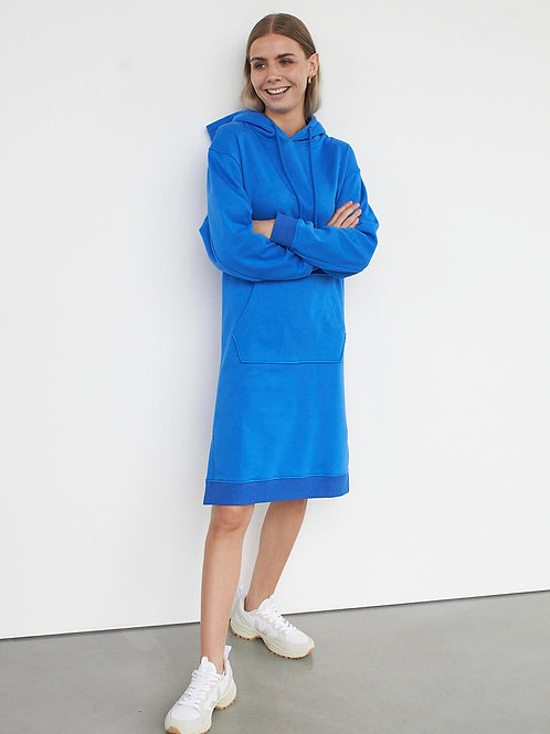 STYLESTORE Svea Sweat Dress bright blue