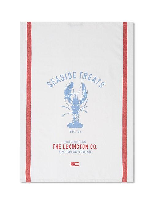 Lexington LOBSTER COTTON TWILL KITCHEN TOWEL