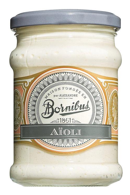 Sauce Aioli BORNIBUS, FRANKREICH  Knoblauchmayonnaise