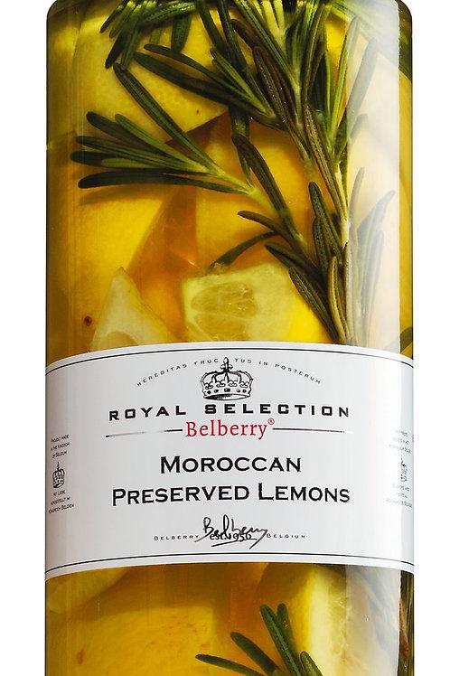 Moroccan Preserved Lemons BELBERRY Zitronen in Salzlake 625 g