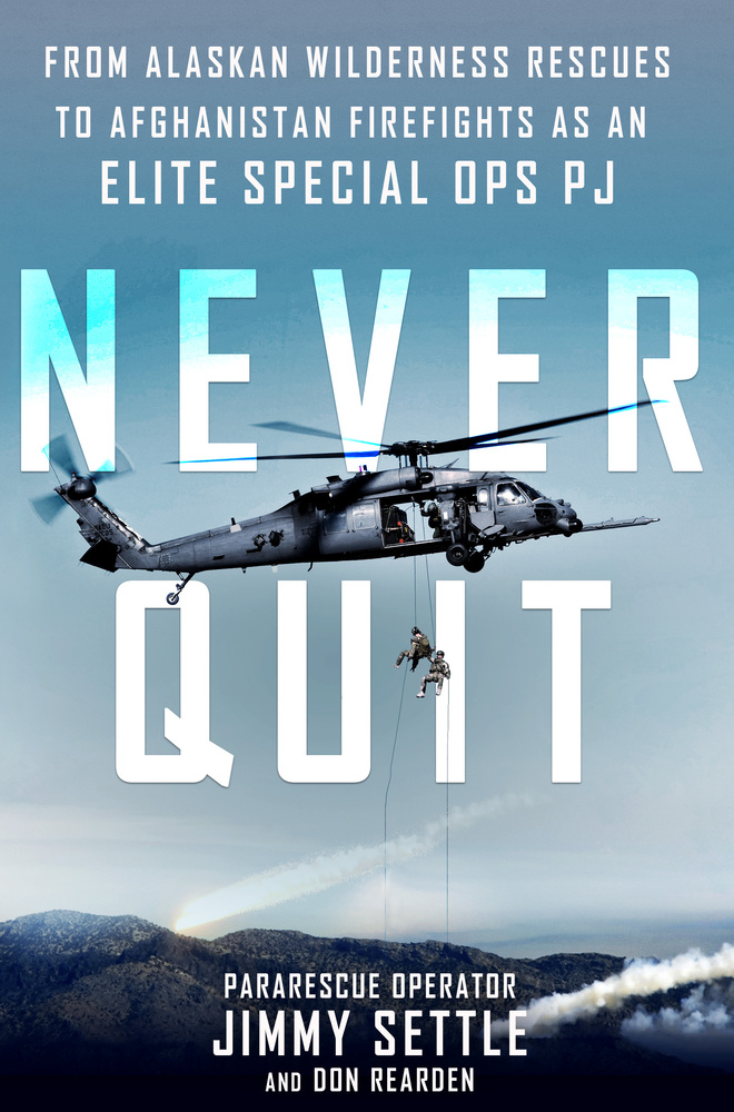 Never Quit Cover