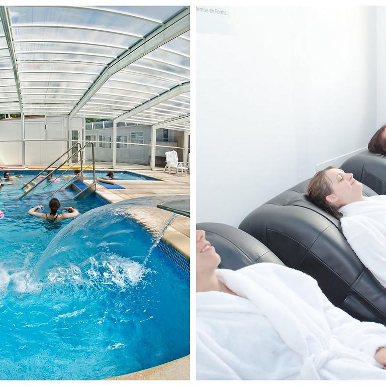Activités aquatiques post-natales  Ludiques : Le Périnée Ludique® en piscine
