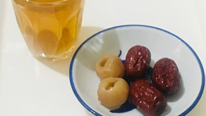 Red Date & Longan Tea