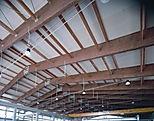strutture in legno lamellare curvo  intral sicilia italia