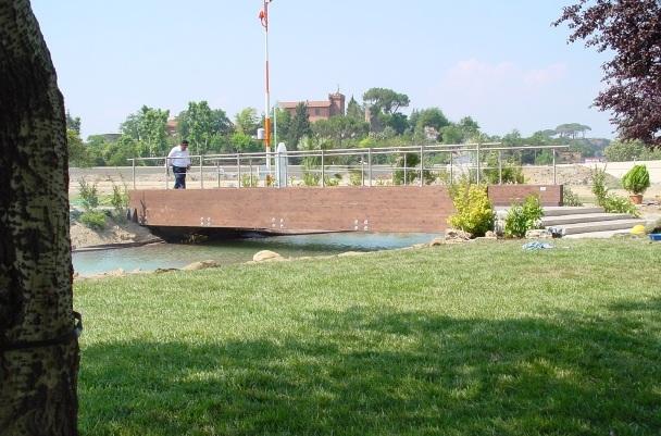 ponte di legno lazio