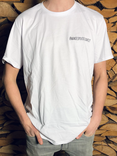Ejpovice T-shirt white