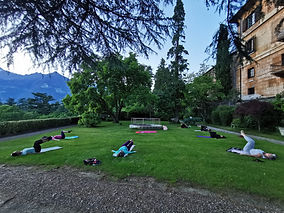 Pilates kurs Südtirol Meran