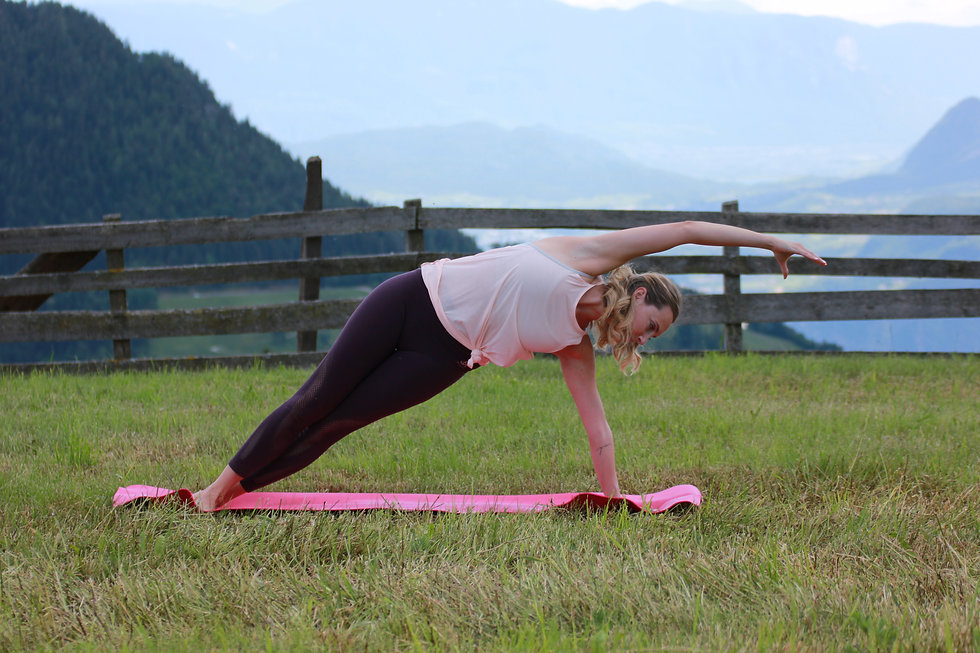 Pilates Suedtirol Online