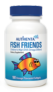 Authenta Fish Friends