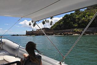 Speedboattrip with Brasilien Adventure outdoor and adventure activities e braziln