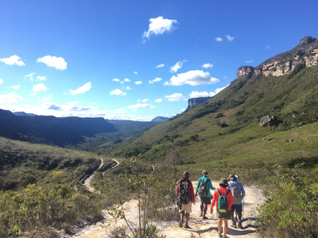 Trekking do Vale do Pati – Chapada Diamantina