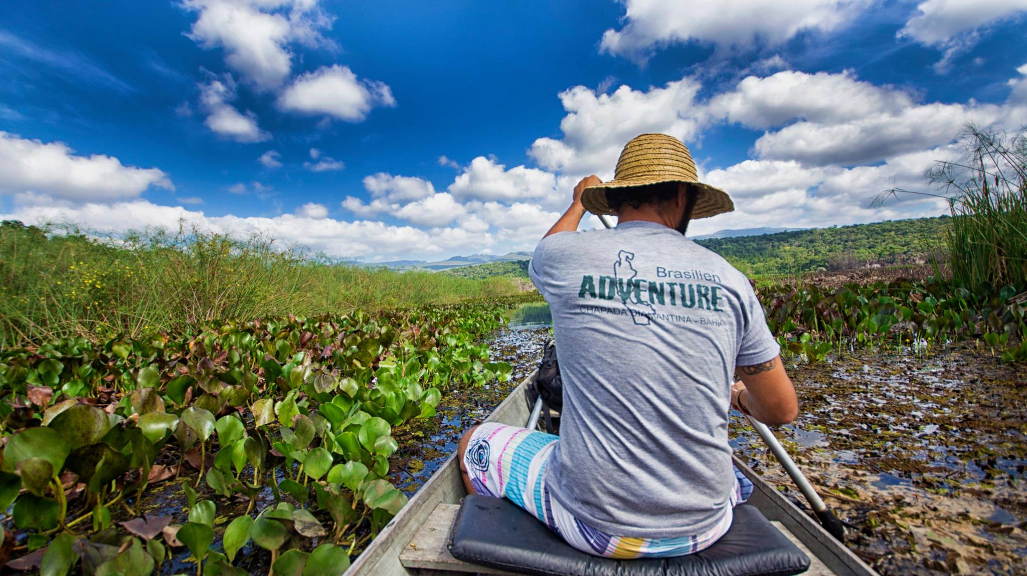 Marimbus Brasilien Adventure