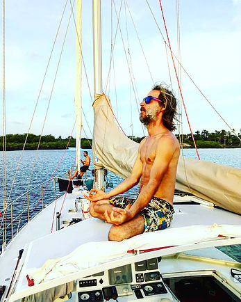 Yoga with Symbiosis Sailing Adventure