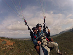 Tandem Gleitschirmfliegen Brasilien