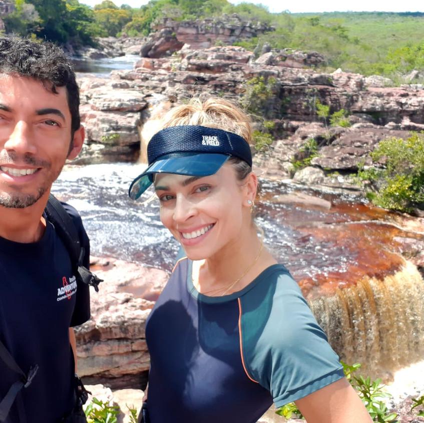 Graci Massafera /Brasilien Adventure