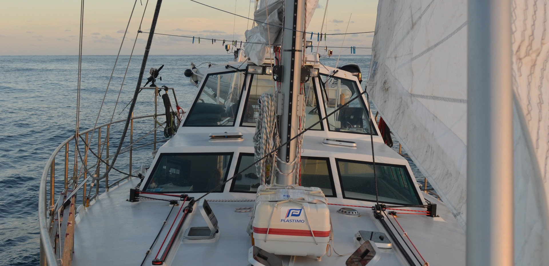 Brazil Sailing