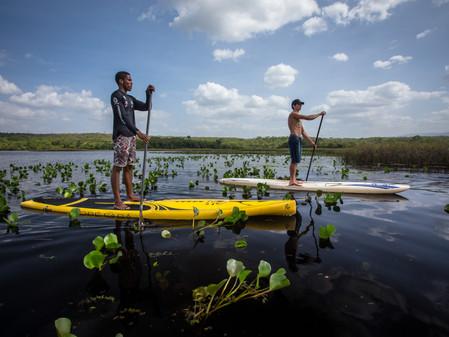 """Projeto """"SUP Marimbus Pantanal"""""""
