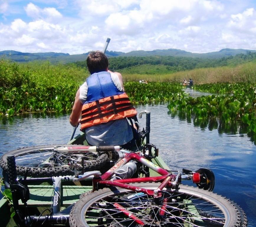 MTB und Kajak Brasilien Adventure