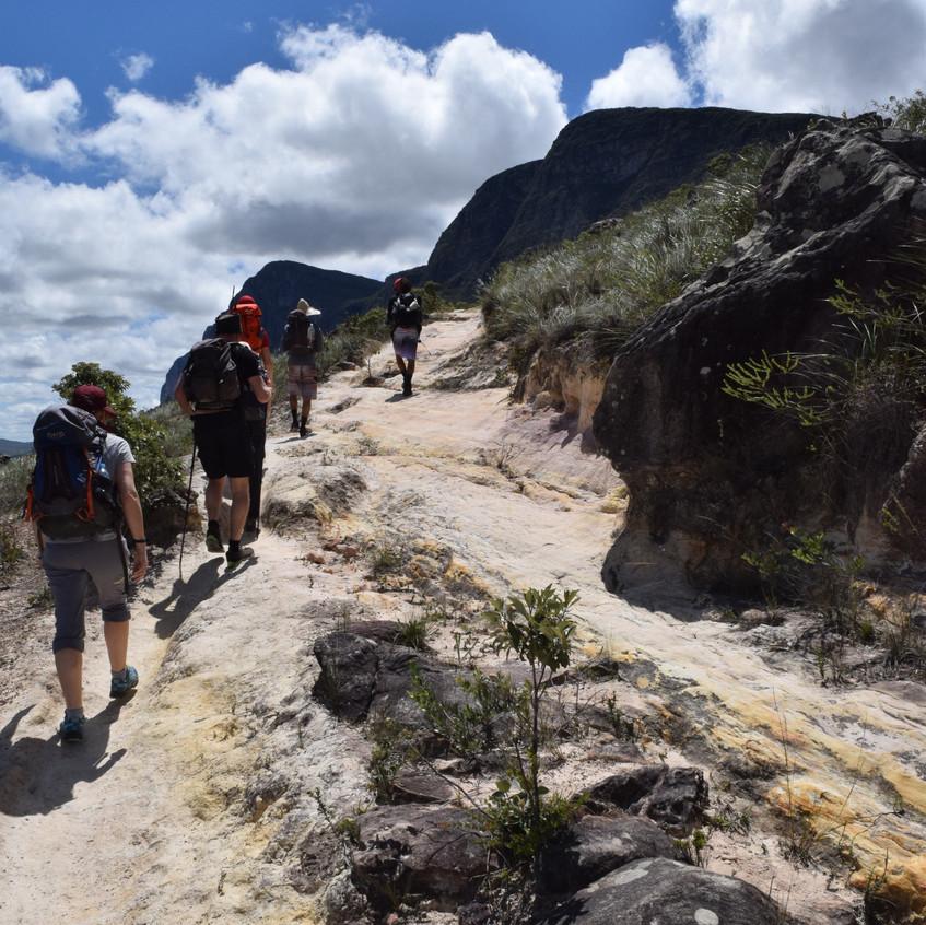 Trekk Paty Brasilien Adventure