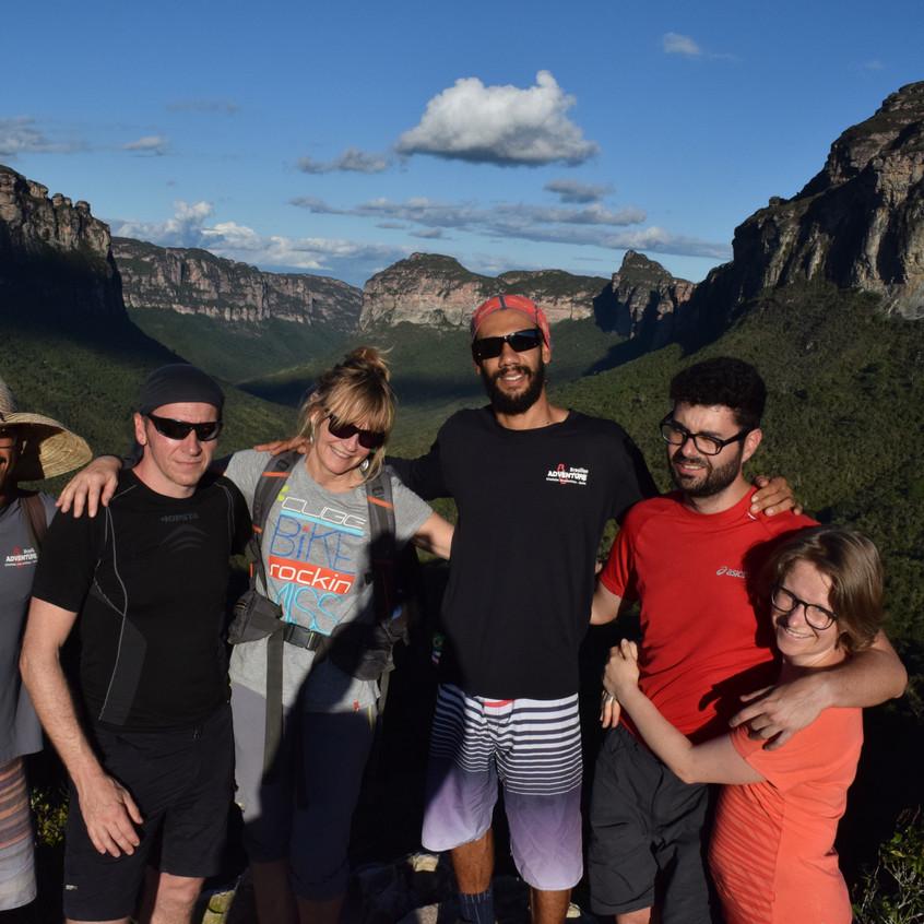 Pati with Brasilien Adventure