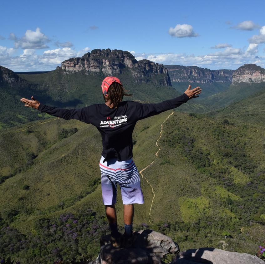 Pati Brasilien Adventure