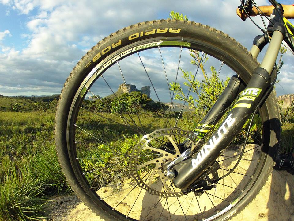 Mountainbike Brasilien Adventure