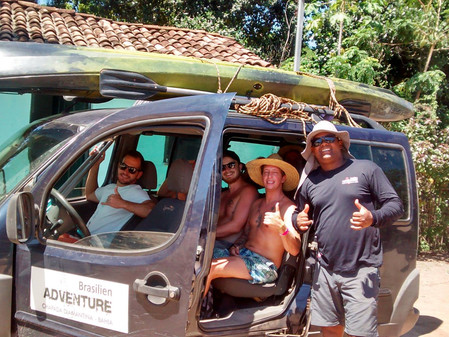 Kajak Adventure/Marimbus