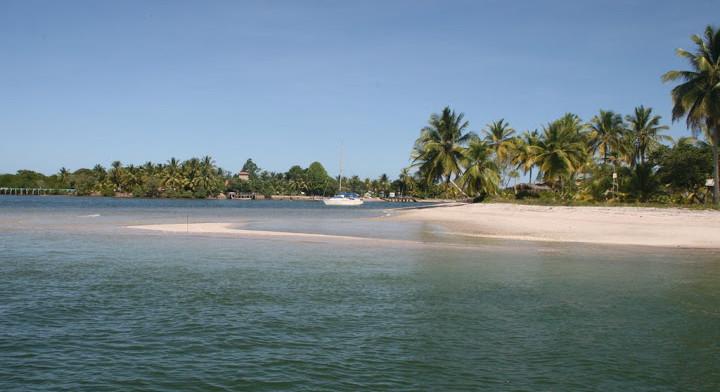 Bahia Brazil with Symbiosis Sailing Adventure