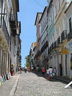 Salvador Brasilien Adventure