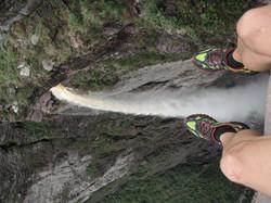 Fumanca Wasserfall Brasilien