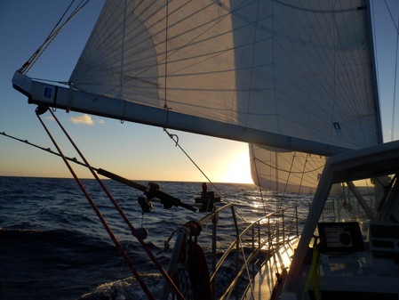 Symbiosis Sailing Adventure charter / expedition / worldwide sailing adventure tour 2017/18