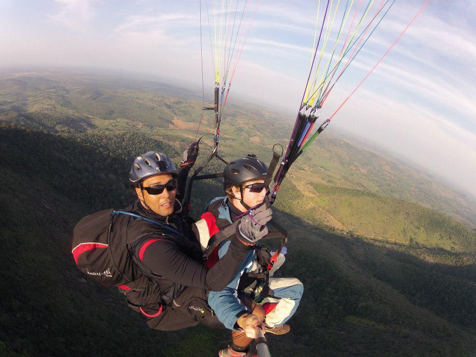 Paragliding Brasilien Adventure
