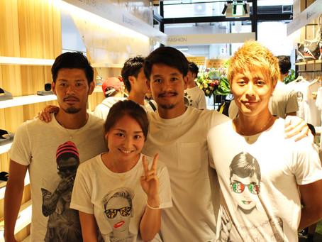 日本代表 山口 蛍選手