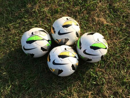 ナイキサッカーボール