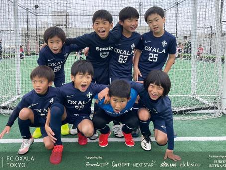 U9 TM|OXALA TOKYO クラブチーム