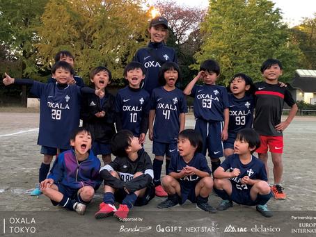 U7 大会|OXALA TOKYO クラブチーム