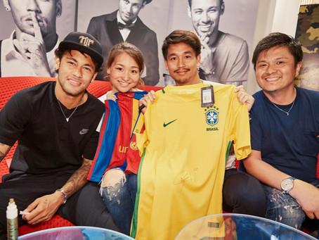 ブラジル代表 ネイマール選手