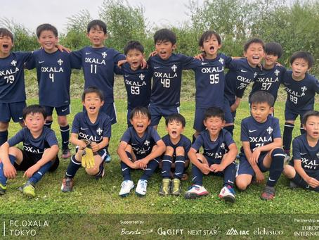 U8-10 TM OXALA TOKYO クラブチーム