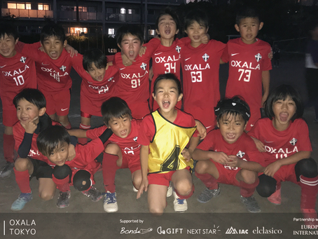 U8 TM|OXALA TOKYO クラブチーム