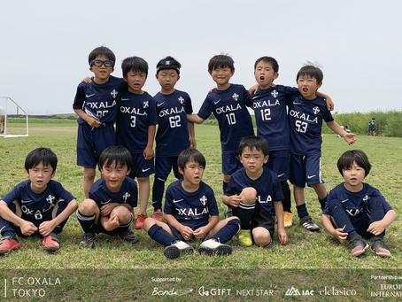 U7 TM OXALA TOKYO クラブチーム