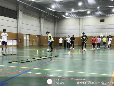 出張トレーニング・サッカーエクササイズ