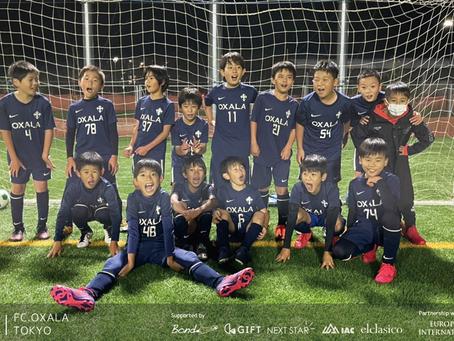 U10 TM|OXALA TOKYO クラブチーム