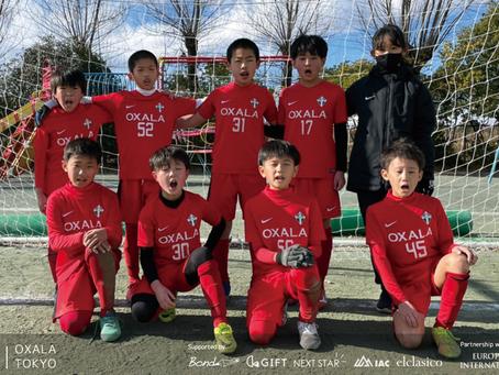 U11 TM|OXALA TOKYO クラブチーム