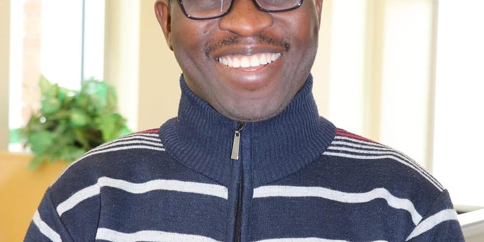 January StaR Forum - Alex Aregbesola, MD, PhD