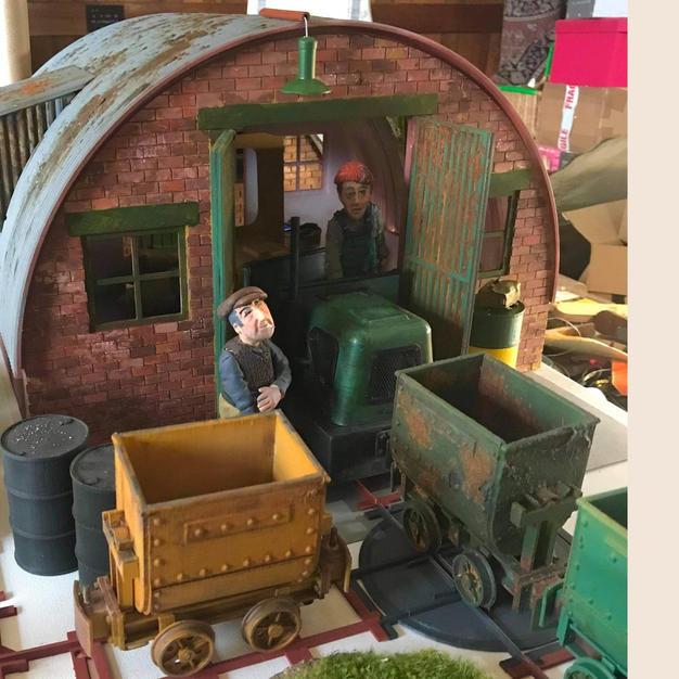 Tin Hut Engine Shed