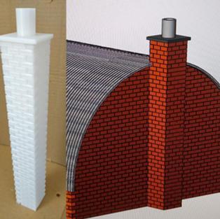 Chimney for Tin Hut