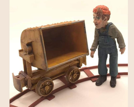 Tub Wagon (7/8 scale)